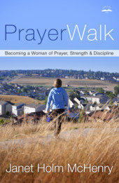PrayerWalk Cover