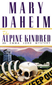 The Alpine Kindred Cover