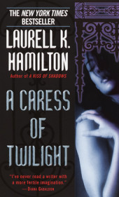 A Caress of Twilight Cover