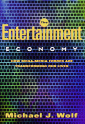 The Entertainment Economy Cover