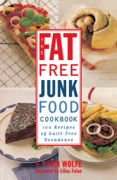 The Fat-free Junk Food Cookbook Cover