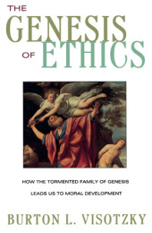 The Genesis of Ethics Cover