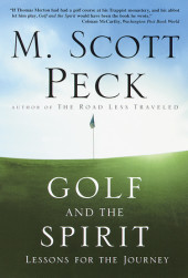 Golf and the Spirit Cover
