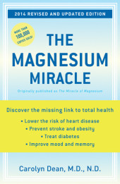 The Magnesium Miracle Cover