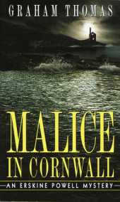 Malice in Cornwall Cover