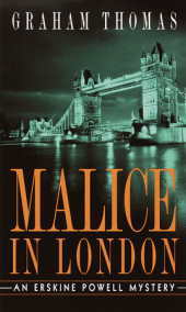 Malice in London Cover