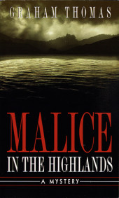 Malice in the Highlands Cover