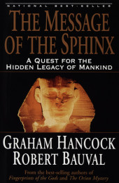 The Message of the Sphinx Cover