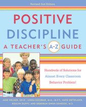 Positive Discipline: A Teacher's A-Z Guide Cover