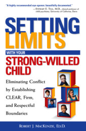 Setting Limits with Your Strong-Willed Child Cover