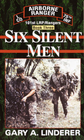 Six Silent Men...Book Three Cover