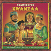 Together for Kwanzaa Cover