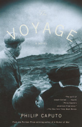 The Voyage Cover