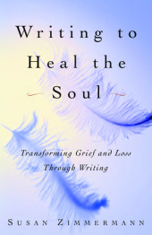 Writing to Heal the Soul Cover