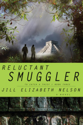 Reluctant Smuggler Cover