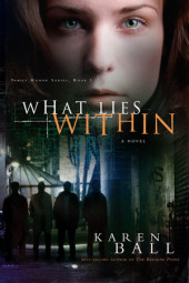 What Lies Within Cover