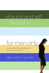 For Men Only Discussion Guide Cover