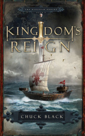 Kingdom's Reign Cover