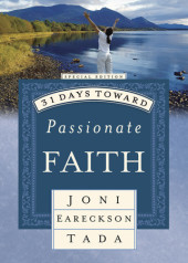31 Days Toward Passionate Faith Cover