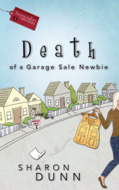 Death of a Garage Sale Newbie Cover