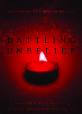 Battling Unbelief Study Guide Cover