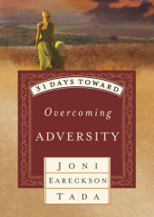 31 Days Toward Overcoming Adversity Cover