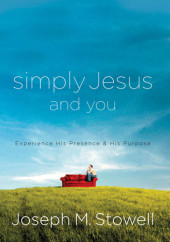 Simply Jesus and You Cover