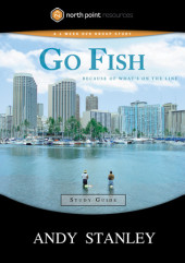 Go Fish Study Guide Cover