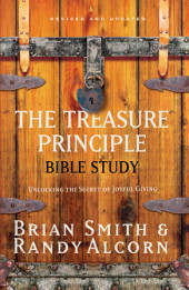 The Treasure Principle Bible Study Cover