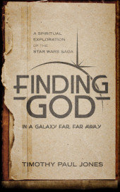 Finding God in a Galaxy Far, Far Away Cover