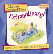 Making Ordinary Days Extraordinary Cover