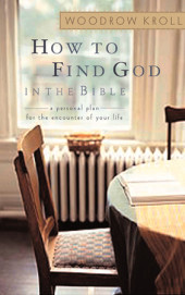 How to Find God in the Bible Cover