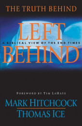 The Truth Behind Left Behind Cover