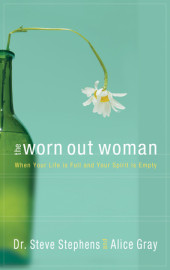 The Worn Out Woman Cover