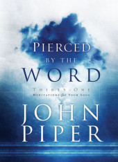 Pierced by the Word Cover
