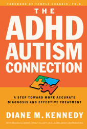 The ADHD-Autism Connection Cover