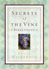 Secrets of the Vine Bible Study Cover