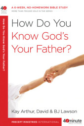 How Do You Know God's Your Father? Cover