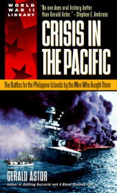 Crisis in the Pacific Cover