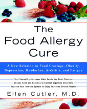 The Food Allergy Cure Cover