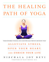 The Healing Path of Yoga Cover
