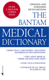 Bantam Medical Dictionary, Fifth Edition Cover
