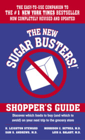 The New Sugar Busters!(r) Shopper's Guide Cover