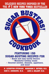 Sugar Busters! Quick & Easy Cookbook Cover