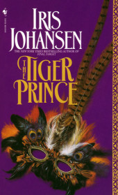 The Tiger Prince Cover