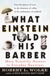 What Einstein Told His Barber Cover