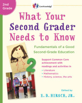 What Your Second Grader Needs to Know Cover