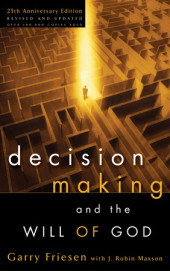 Decision Making and the Will of God Cover
