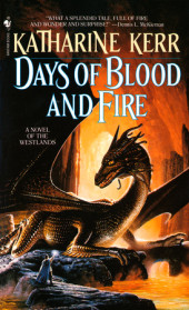 Days of Blood and Fire Cover