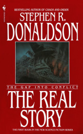 The Real Story Cover
